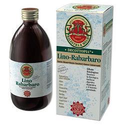 Tisanoreica Decottopia Lino-Rabarbaro Integratore 500 ml - La tua farmacia online