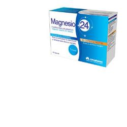 MAGNESIO 24 60 CAPSULE - Farmalandia