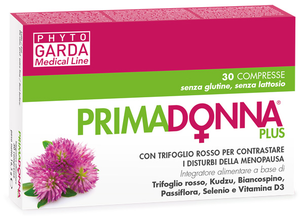 PRIMADONNA PLUS 30 COMPRESSE - Farmacento