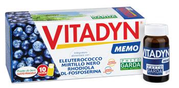 Phyto Garda Vitadyn Memo 10 Flaconcini da 10 ml - La tua farmacia online