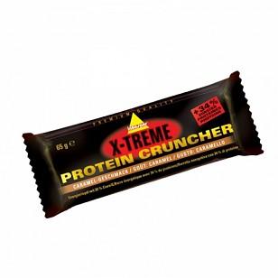 PROTEIN CRUNCHER CARAMELLO 65 G - Farmacento
