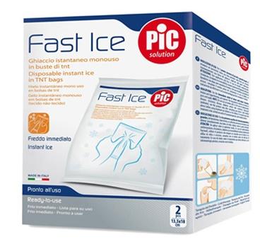 GHIACCIO INSTANTANEO PIC FAST ICE 2 PEZZI - Farmamille