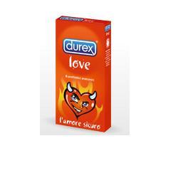 DUREX LINEA CLASSICA EASY ON LOVE 6 PROFILATTICI - Farmastar.it