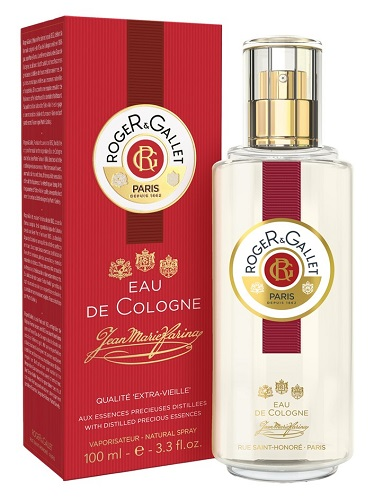 ROGER&GALLET JEAN MARIE FARINA EAU DE COLOGNE 100 ML - Farmastar.it