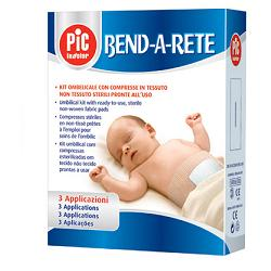 BENDA A RETE TUBOLARE PIC CALIBRO 4 GAMBA/GINOCCHIO 3M - Farmacia 33