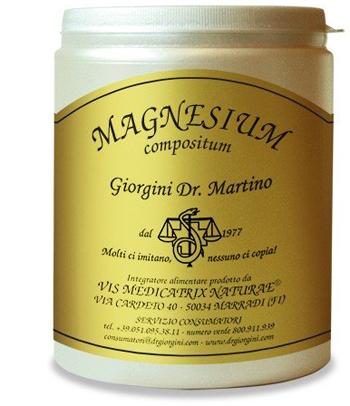 MAGNESIUM COMPOSITUM POLVERE 500 G - Farmastar.it