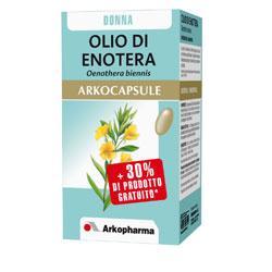 OLIO ENOTERA ARKOCAPSULE 60 PERLE - FARMAEMPORIO