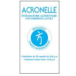ACRONELLE 30 CAPSULE - La tua farmacia online