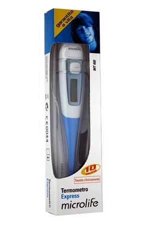 TERMOMETRO EXPRESS MT400 - Farmamille