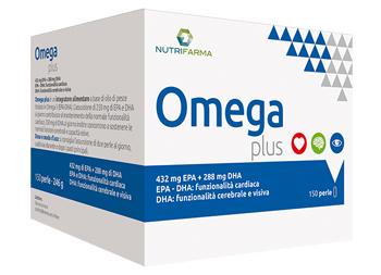 OMEGA PLUS 60 PERLE - Farmacento