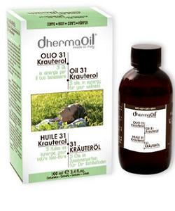 Dhermaoil Olio 31 Krauterol - Farmalilla