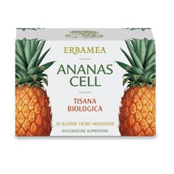 ANANAS CELL TISANA BIOLOGICA 20 BUSTE - Farmaciaempatica.it