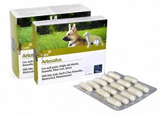 ARTOSALUS ORME NAT 60CPR - La tua farmacia online