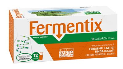Phyto Garda Fermentix Plus Fermenti Lattici Tindalizzati 12 flaconicini da 10ml - La tua farmacia online