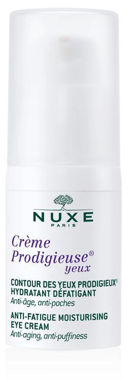 Nuxe Creme Prodigieuse Yeux Crema Idratante Contorno Occhi Anti-Età 15 ml - La tua farmacia online