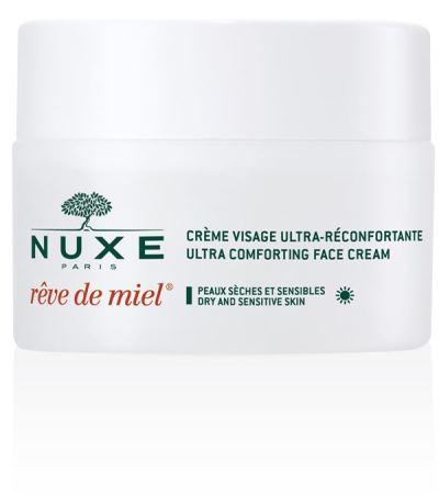 NUXE REVE DE MIEL CREME VISAGE ULTRA-RECONFORTANTE JOUR 50 ML - FARMAEMPORIO