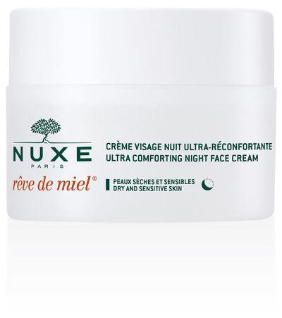 Nuxe Reve De Miel Creme Visage Nuit Crema Viso Notte Nutriente 50 ml - La tua farmacia online