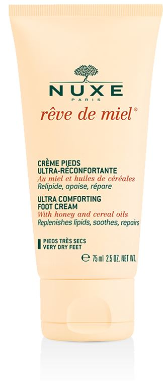Nuxe Reve De Miel Creme Pieds Crema Piedi Idratante 75 ml - La tua farmacia online