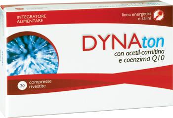 DYNATON 20 COMPRESSE - Farmacento