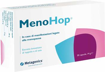 MENOHOP 30 CAPSULE - Farmawing