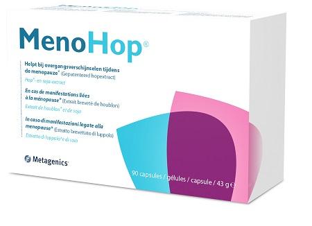 MENOHOP 90 CAPSULE - Farmacia 33