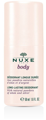 Nuxe Body Deodorant Deodorante Donna Lunga Durata Roll-On 50 ml - La tua farmacia online