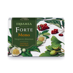 FORTE MEMO 24 CAPSULE VEGETALI - FARMAEMPORIO