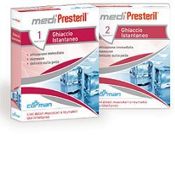 GHIACCIO ISTANTANEO MEDIPRESTERIL 2 BUSTE IN ASTUCCIO - Farmacento