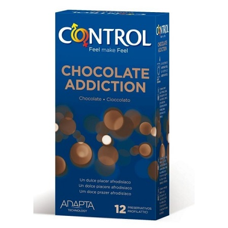 PROFILATTICO CONTROL CHOCOLATE ADDICTION 6 PEZZI - Farmacia 33