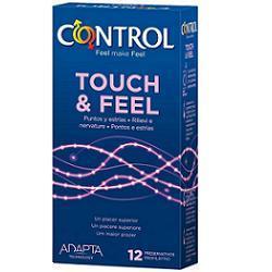 PROFILATTICO CONTROL TOUCH&FEEL 6 PEZZI - Zfarmacia
