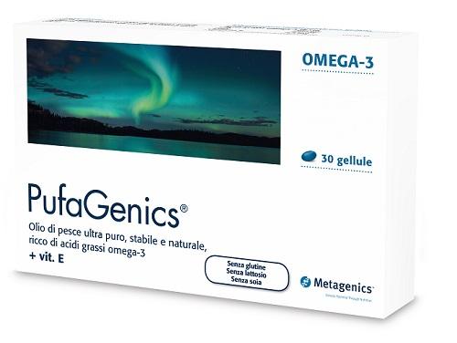 PUFAGENICS ITA 30 CAPSULE - Farmamille