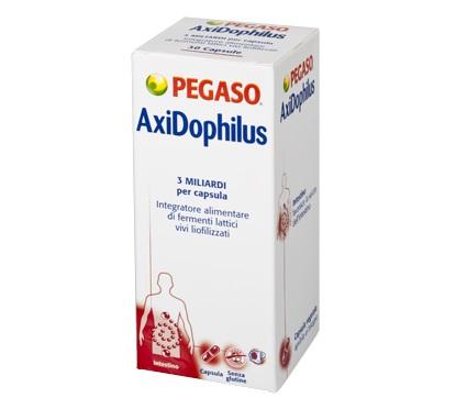 AXIDOPHILUS 30 CAPSULE - La tua farmacia online