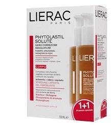 LIERAC PHYTOLASTIL SOLUTE' SPECIAL PACK 1+1 CONFEZIONE 150 ML - Antica Farmacia Del Lago
