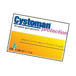 CYSTOMAN PROTECTION 20 CAPSULE - Farmacia 33