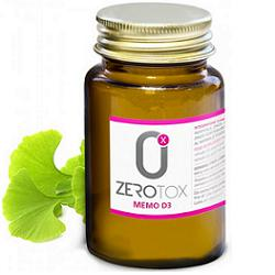 ZEROTOX MEMO D3 30 CAPSULE - FARMAEMPORIO
