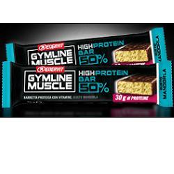 ENERVIT GYMLINE MUSCLE PROTEIN BAR 50% MANDORLA 1 PEZZO - La tua farmacia online