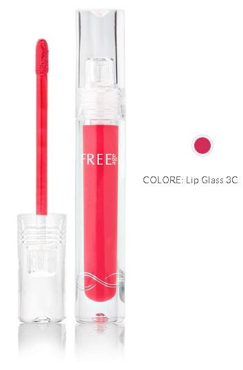 LIP GLOSS FREE AGE LIP GLASS 3C - Farmacento