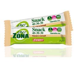 Enervit EnerZona Snack 40-30-30 Cacao e Cereali Barretta da 25 grammi - La tua farmacia online