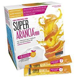 Zuccari Super Arancia 1000 18 Stick Pack da 3,7 g - La tua farmacia online