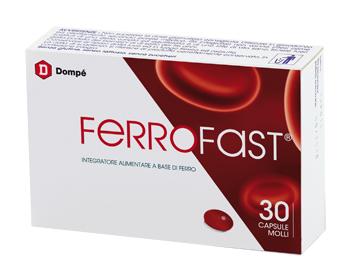 FERROFAST 30 CAPSULE MOLLI - Farmamille
