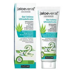 Zuccari Aloevera2 Gel Intimo Ultradelicato 80 ml - La tua farmacia online