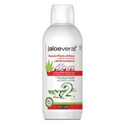 Zuccari Linea aloevera2 Aloe Vera Puro Succo + Antiossidanti  - Farmacia 33