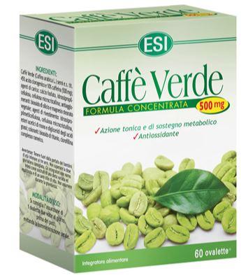 CAFFE VERDE 500MG 60 OVALETTE - La tua farmacia online