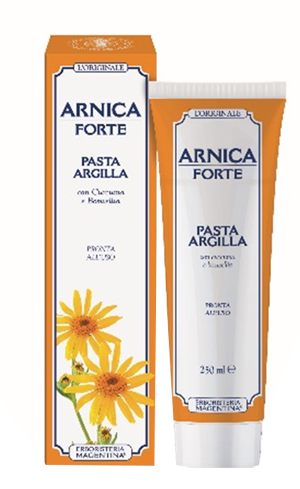 PASTA ARGILLA ARNICA FORTE 250 ML - Zfarmacia
