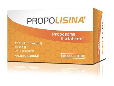 PROPOLISINA AGRUMI 12STICK OROSOLUBILI - Farmapc.it