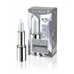 INCAROSE  EXTRA PURE HYALURONIC PLATINUM DIAMOND STICK LABBRA IDRATANTE 4ML - Farmastar.it