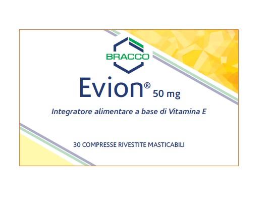 EVION 30 COMPRESSE RIVESTITE MASTICABILI - Farmastar.it