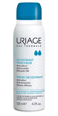 URIAGE DEO FRAICHEUR SPRAY 125 ML - Farmamille