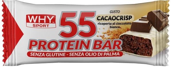 55 PROTEIN BARRETTA CIOCOCRISP - FARMAEMPORIO
