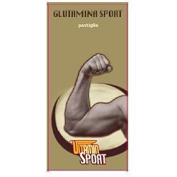 GLUTAMINA SPORT VITAMINSPORT 180 PASTIGLIE - FARMAEMPORIO